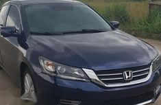 Well maintained 2013 Honda Accord automatic for sale at price ₦5,000,000