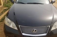 Lexus ES 350 2009 Black for sale