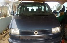 Blue 2006 Volkswagen Commercial car at mileage 251,954 at attractive price