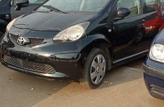 Well maintained black 2006 Toyota Aygo at mileage 1 for sale