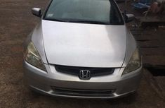 Need to sell high quality grey  2005 Honda Accord at price ₦1,200,000 in Lagos