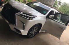 Lexus LX 2017 White for sale