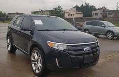 Well maintained 2012 Ford Edge automatic for sale in Lagos