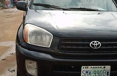 Toyota RAV4 2003 Automatic Black for sale