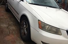 Neatly used 2008 Hyundai Sonata for sale in Lagos