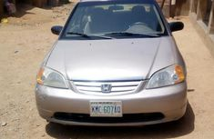 Sell well kept 2001 Honda Civic automatic at price ₦720,000