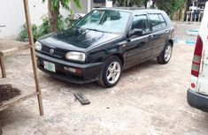 Well maintained 2000 Volkswagen Golf automatic for sale at price ₦690,000