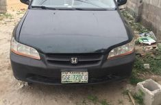 Honda Accord 1999 LX Green for sale