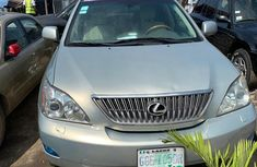 Best priced used grey 2007 Lexus RX suv automatic