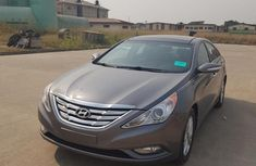Very sharp neat grey  2013 Hyundai Sonata automatic for sale