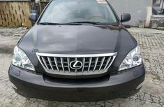 Toyota Lexcen 2009 Black for sale