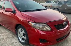 Need to sell used 2010 Toyota Corolla automatic at cheap price
