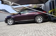 Sell authentic used 2007 Infiniti FX in Lagos