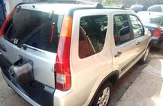 Honda CR-V 2003 LX 4WD White for sale