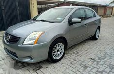 Nissan Sentra 2.0 CVT 2011 Silver for sale