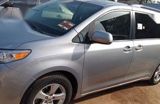 Need to sell used grey 2013 Toyota Sienna automatic at cheap price