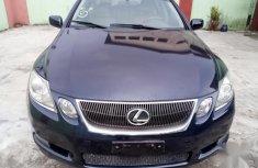 Lexus GS 350 2007 Blue for sale