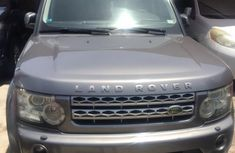 Land Rover LR4 2011 Gray for sale