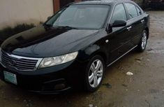 Kia Optima 2009 Black for sale