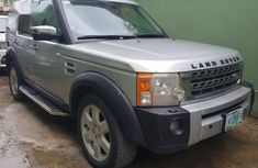 Sell used 2007 Land Rover LR3 automatic at mileage 5 in Ikeja