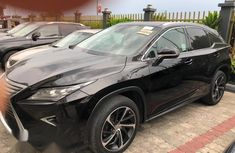 Sell authentic used 2016 Lexus RX in Lagos