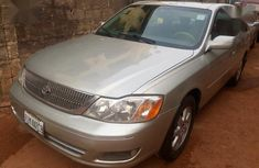Sell well kept 2003 Toyota Avalon automatic in Enugu