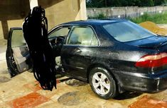 Honda Accord 2001 Coupe Black for sale