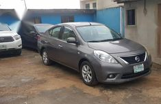 Nissan Almera 2012 Gray for sale