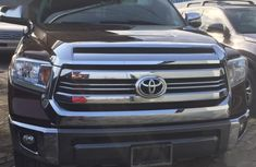 Very sharp neat brown 2016 Toyota Tundra automatic for sale