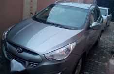 Sell well kept grey 2013 Hyundai ix35 suv / crossover in Ikeja