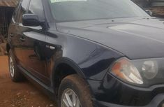 Well maintained 2005 BMW X3 for sale in Lagos