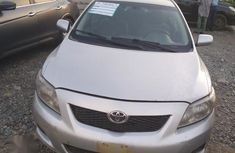 Used grey 2010 Toyota Corolla automatic for sale at price ₦1,450,000