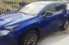 Sell 2015 Lexus NX suv  automatic in Ibadan