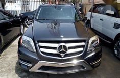Black 2014 Mercedes-Benz GLK for sale at price ₦13,800,000