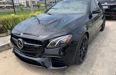 Authenticused 2017 Mercedes-Benz E63 for sale at price ₦72,500,000