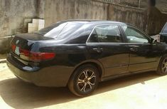 Sell 2005 Honda Accord sedan automatic at mileage 160,000