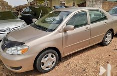 Used 2006 Toyota Corolla for sale at price ₦2,250,000 in Jos