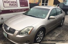 Nissan Maxima 2006 SL Gold for sale