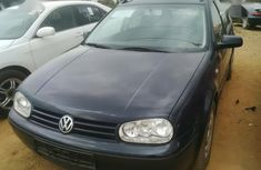 Volkswagen Golf 2000 Black for sale