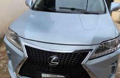 Selling 2016 Lexus RX automatic in Lagos