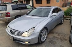 Mercedes-Benz CLS 500 2008 Silver for sale