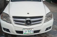 Mercedes-Benz GLK-Class 2010 350 4MATIC White for sale