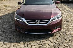 Need to sell used red 2014 Honda Accord automatic at cheap price