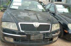 Skoda Octavia 2007 Black for sale