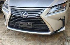 Lexus RX 2017 350 F Sport FWD Silver for sale