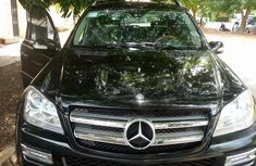 Selling 2009 Mercedes-Benz GL550 automatic in good condition at price ₦4,300,000
