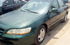Honda Accord EX 2002 Green for sale