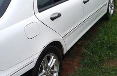 Best priced white 2004 Mercedes-Benz C240 at mileage 50,600 in Oyo