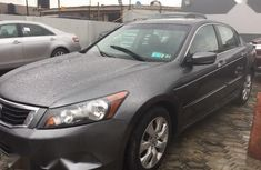 Sell well kept 2008 Honda Accord automatic at price ₦2,500,000 in Lagos