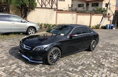 Very clean 2015 Mercedes-Benz C300 for sale at price ₦13,500,000